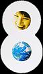 Mac OS 8 logo
